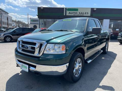 2008 Ford F-150 for sale at Wakefield Auto Sales of Main Street Inc. in Wakefield MA