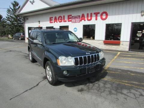 2005 Jeep Grand Cherokee for sale at Eagle Auto Center in Seneca Falls NY