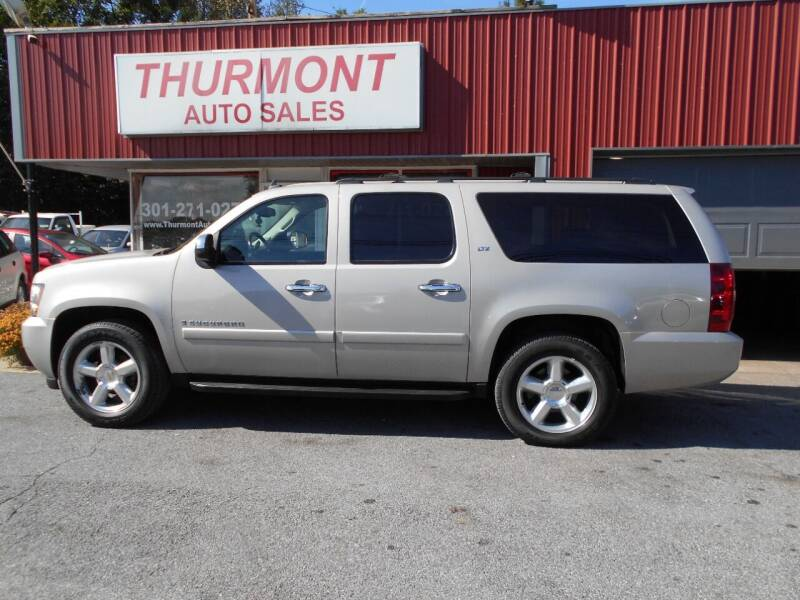 2008 Chevrolet Suburban for sale at THURMONT AUTO SALES in Thurmont MD
