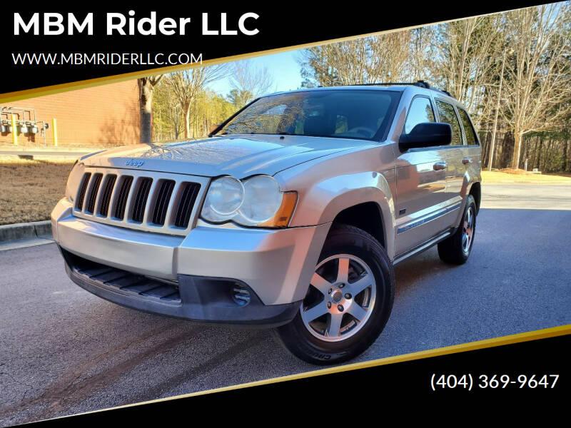 2009 Jeep Grand Cherokee for sale at MBM Rider LLC in Alpharetta GA