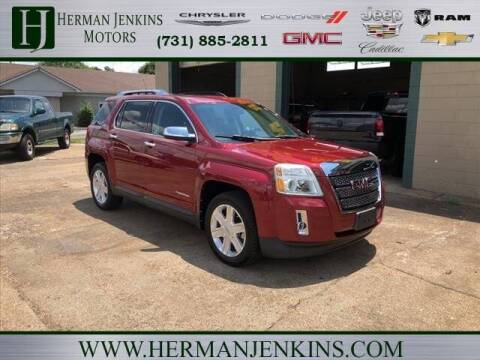 2011 GMC Terrain for sale at Herman Jenkins Used Cars in Union City TN