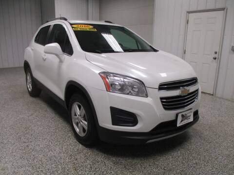 2016 Chevrolet Trax for sale at LaFleur Auto Sales in North Sioux City SD