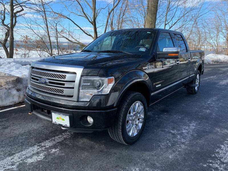 2014 Ford F-150 for sale at Crazy Cars Auto Sale in Jersey City NJ