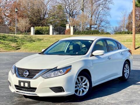 2017 Nissan Altima for sale at Sebar Inc. in Greensboro NC