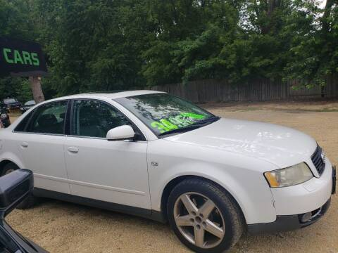 2003 Audi A4 for sale at Northwoods Auto & Truck Sales in Machesney Park IL