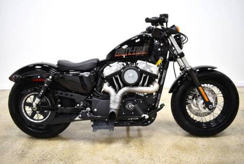 2014 Harley-Davidson Forty-Eight XL1200X for sale at Thoroughbred Motors in Wellington FL