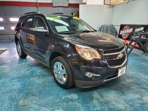 2015 Chevrolet Equinox for sale at Stach Auto in Janesville WI