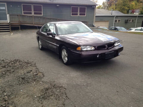 1999 Pontiac Bonneville for sale at Auto King Picture Cars in Westchester County NY