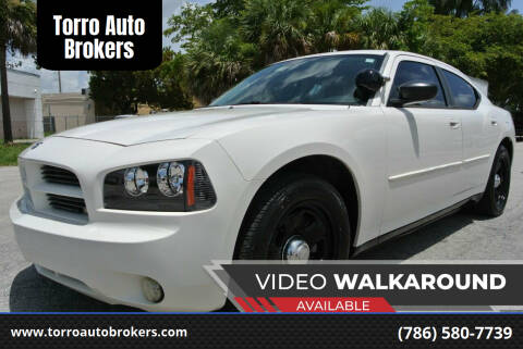 2010 Dodge Charger for sale at Torro Auto Brokers in Miami FL
