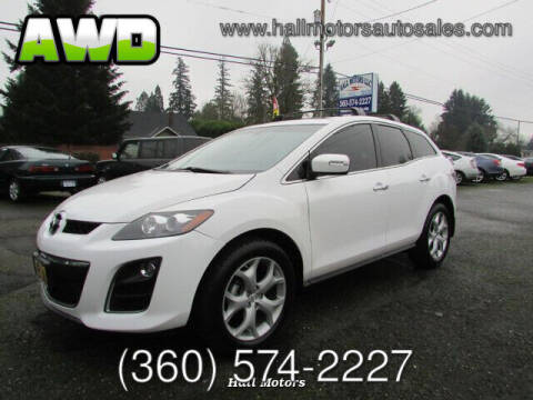 2010 Mazda CX-7 for sale at Hall Motors LLC in Vancouver WA