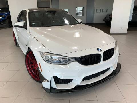 2016 BMW M3 for sale at Auto Mall of Springfield in Springfield IL
