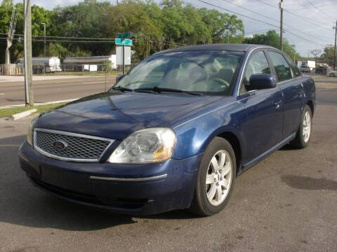 2007 Ford Five Hundred for sale at VIGA AUTO GROUP LLC in Tampa FL