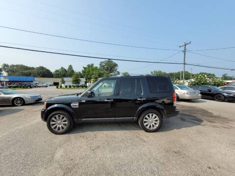 2013 Land Rover LR4 for sale at Moke America of Virginia Beach in Virginia Beach VA