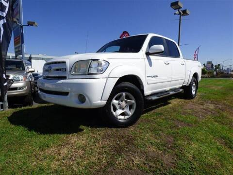 2004 Toyota Tundra for sale at National Motors in San Diego CA