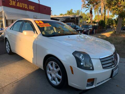 2004 Cadillac CTS for sale at 3K Auto in Escondido CA