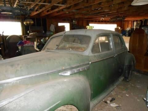 1948 Nash Sedan for sale at Haggle Me Classics in Hobart IN