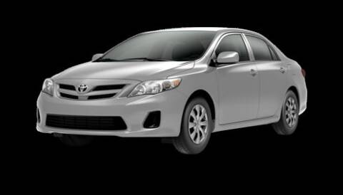2012 Toyota Corolla for sale at Econo Auto Sales Inc in Raleigh NC