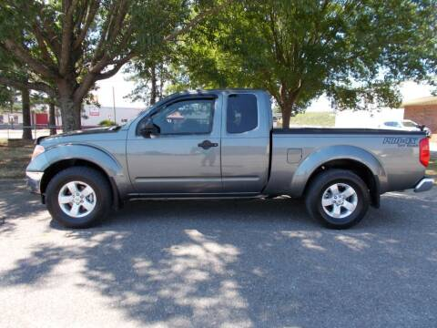 2006 Nissan Frontier for sale at A & P Automotive in Montgomery AL