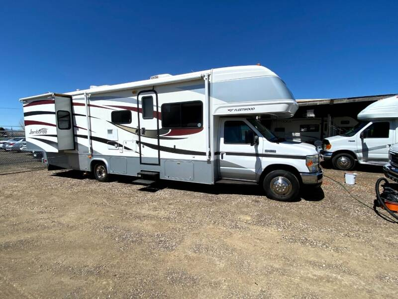 2009 NOW AVAILABLE! Fleetwood Jamboree for sale at NOCO RV Sales in Loveland CO