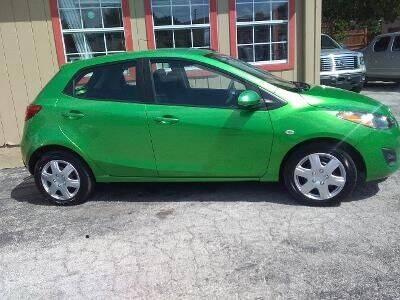 2011 Mazda MAZDA2 for sale at Used Car City in Tulsa OK