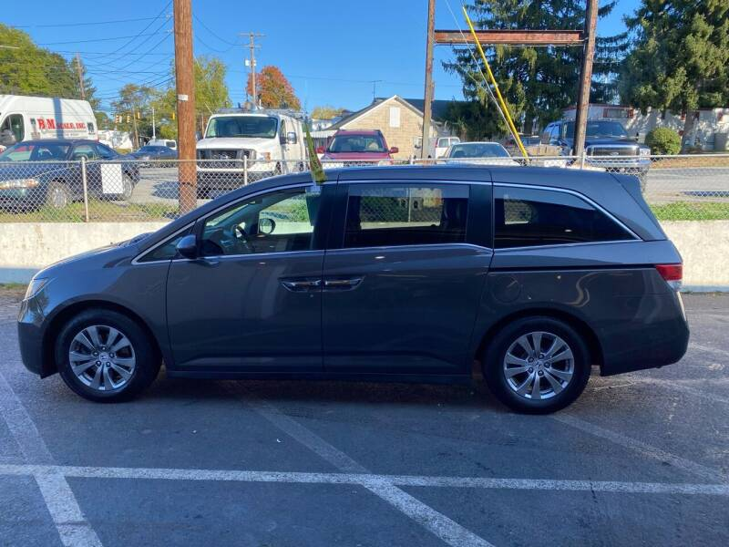 2014 Honda Odyssey for sale at Ginters Auto Sales in Camp Hill PA