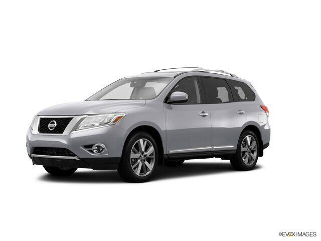 2014 Nissan Pathfinder for sale at Jamerson Auto Sales in Anderson IN