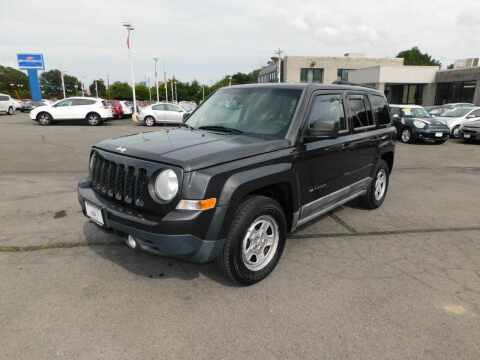 2011 Jeep Patriot for sale at Paniagua Auto Mall in Dalton GA