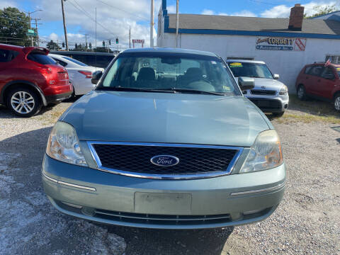 2005 Ford Five Hundred for sale at Advantage Motors in Newport News VA