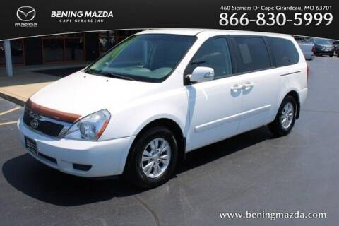 2012 Kia Sedona for sale at Bening Mazda in Cape Girardeau MO