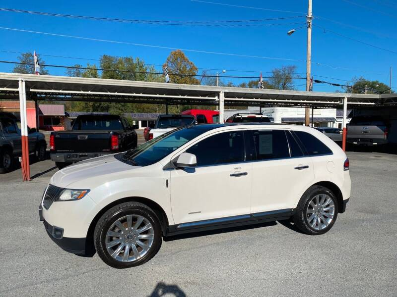 2011 Lincoln MKX for sale at Lewis Used Cars in Elizabethton TN
