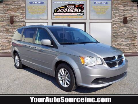 2015 Dodge Grand Caravan for sale at Your Auto Source in York PA