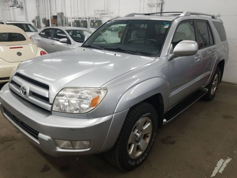 2003 Toyota 4Runner for sale at The Car Buying Center in St Louis Park MN