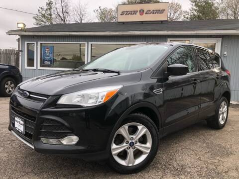 2014 Ford Escape for sale at Star Cars LLC in Glen Burnie MD