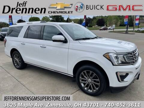 2020 Ford Expedition MAX for sale at Jeff Drennen GM Superstore in Zanesville OH