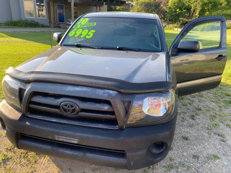 2010 Toyota Tacoma for sale at Richard C Peck Auto Sales in Wellsville NY
