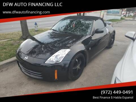 2007 Nissan 350Z for sale at Bad Credit Call Fadi in Dallas TX