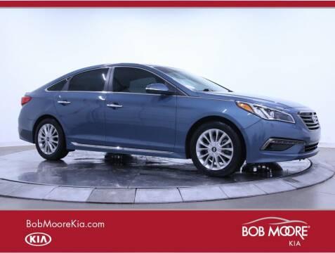 2015 Hyundai Sonata for sale at Bob Moore Kia in Oklahoma City OK