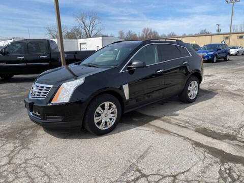 2013 Cadillac SRX for sale at Bruce Kunesh Auto Sales Inc in Defiance OH