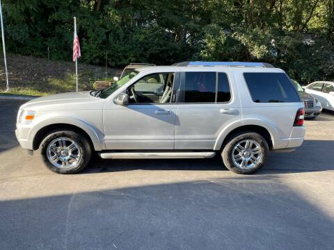 2010 Ford Explorer for sale at CHRIS AUTO SALES in Cincinnati OH
