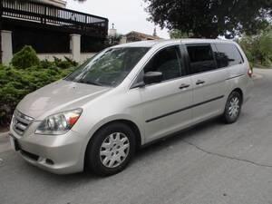 2007 Honda Odyssey for sale at Inspec Auto in San Jose CA