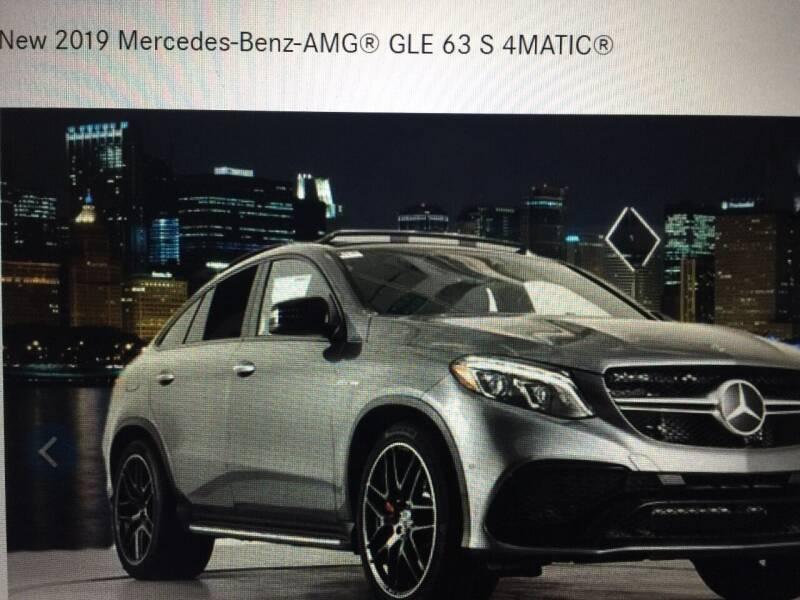 2019 Mercedes-Benz GLE AMG GLE 63 S