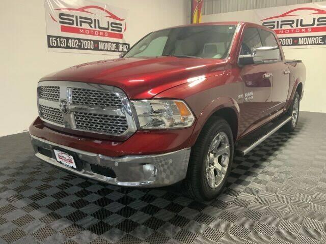 2014 RAM Ram Pickup 1500 for sale at SIRIUS MOTORS INC in Monroe OH