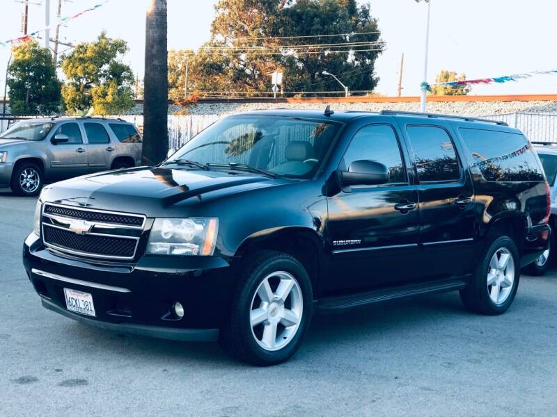2008 Chevrolet Suburban for sale at Car House in San Mateo CA