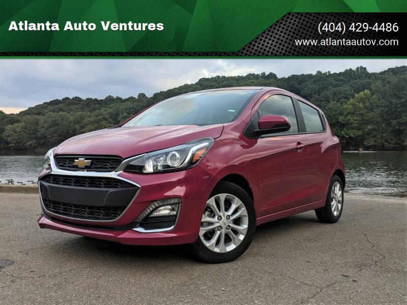 2020 Chevrolet Spark for sale at Atlanta Auto Ventures in Roswell GA