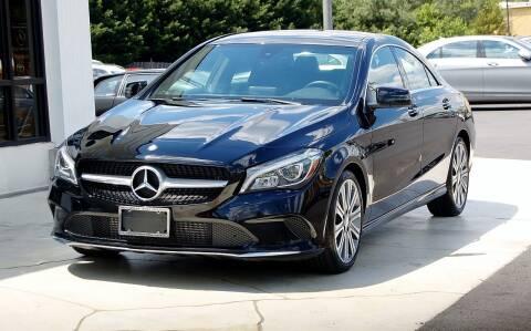 2018 Mercedes-Benz CLA for sale at Avi Auto Sales Inc in Magnolia NJ