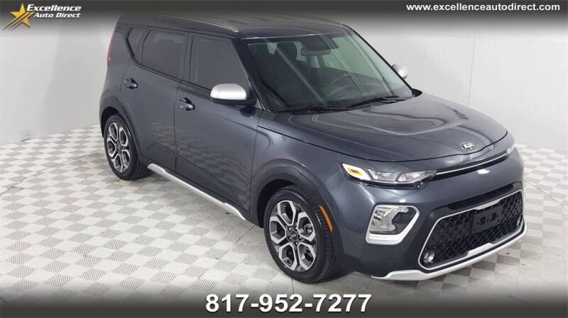 2020 Kia Soul for sale at Excellence Auto Direct in Euless TX