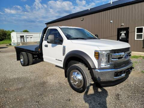 2018 Ford F-550 Super Duty for sale at J & S Auto Sales in Blissfield MI