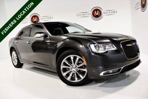 2018 Chrysler 300 for sale at Unlimited Motors in Fishers IN