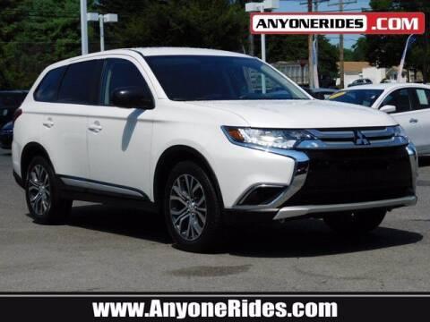 2018 Mitsubishi Outlander for sale at ANYONERIDES.COM in Kingsville MD