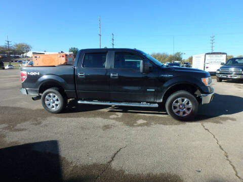 2014 Ford F-150 for sale at BLACKWELL MOTORS INC in Farmington MO